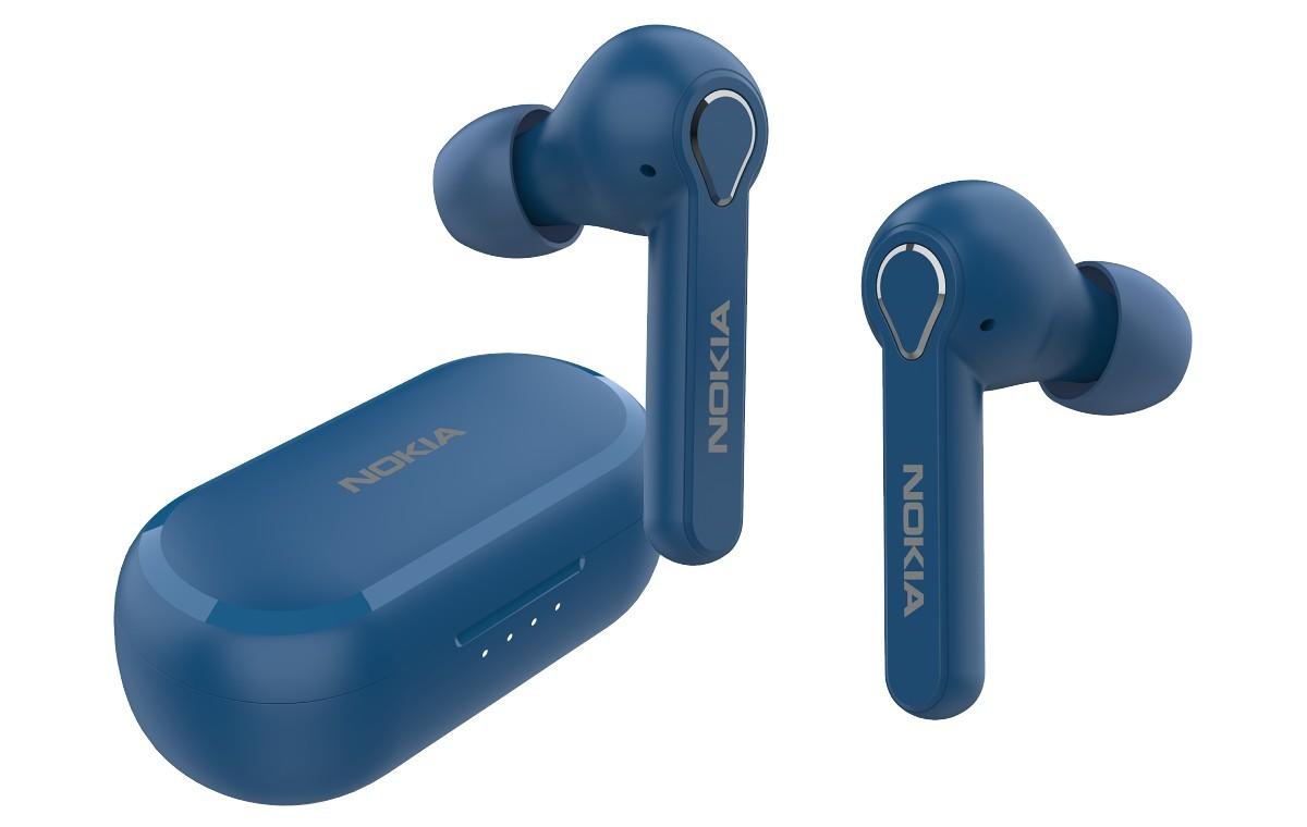 Los auriculares Nokia Lite tienen batería suficiente para 36 horas de tiempo de escucha total