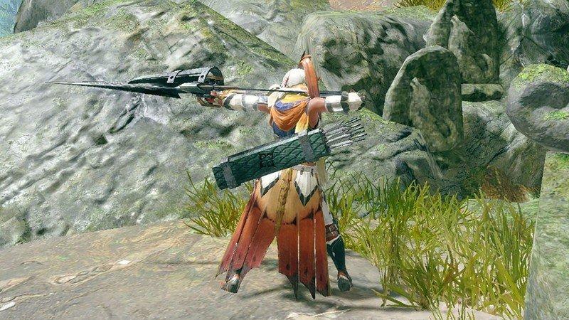 Arma Mhr Arco Dibujado Grande
