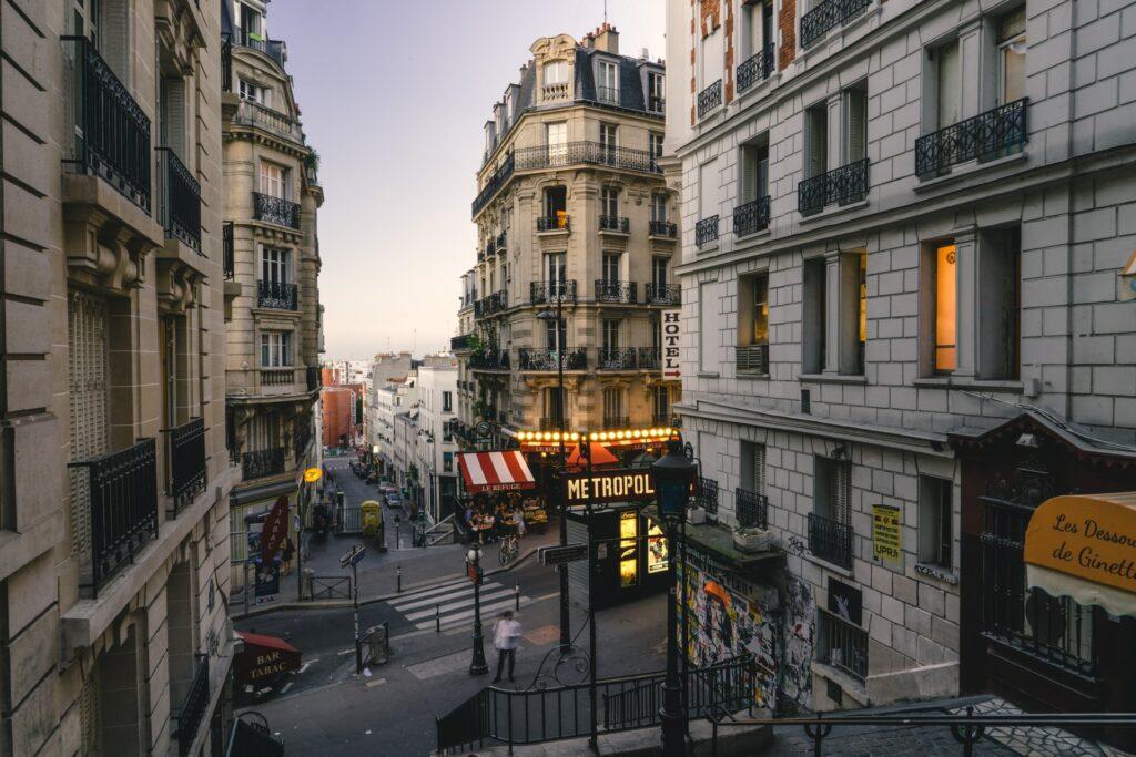 Montmartre, París - París para principiantes
