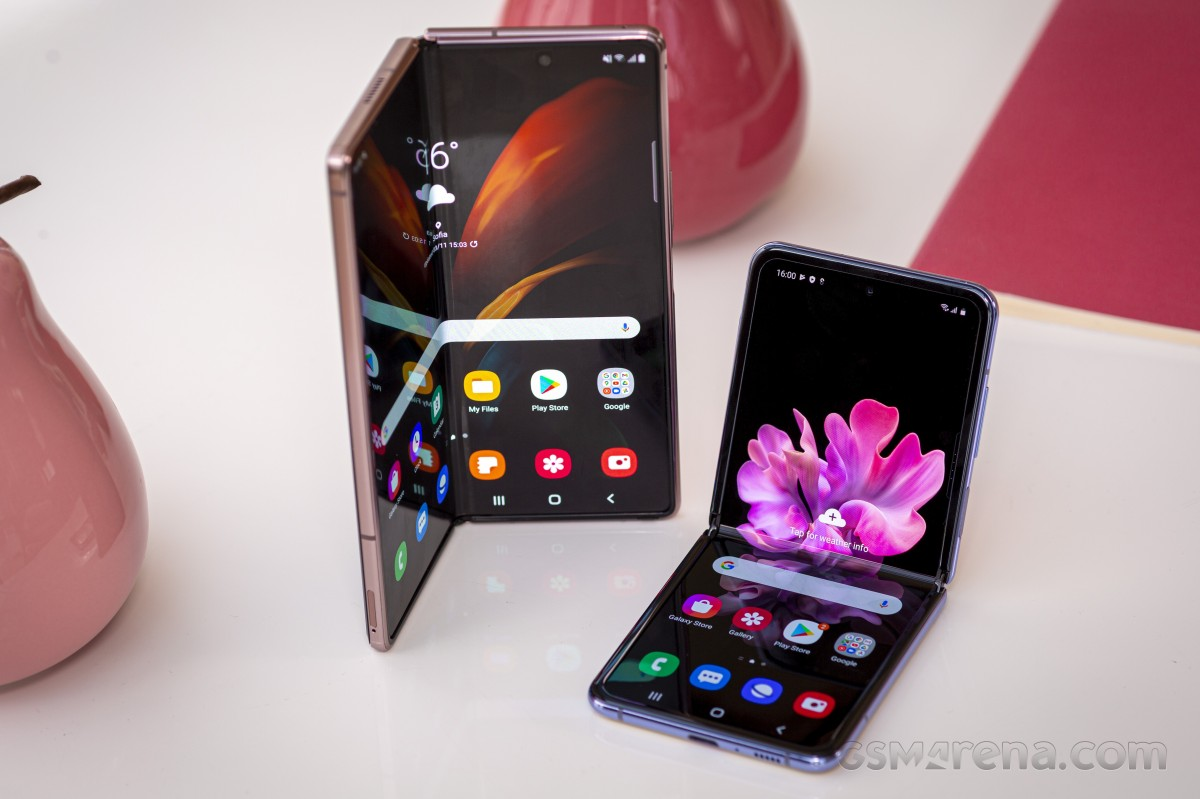 Samsung gana 71 iF Design Awards, incluidos dos para Galaxy Z Fold2 y Z Flip