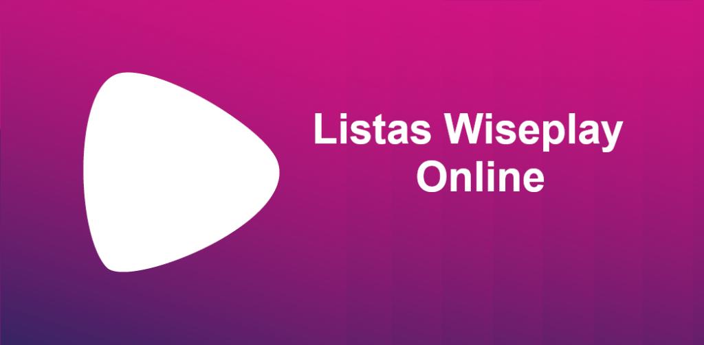 consultar las Listas Wiseplay F1